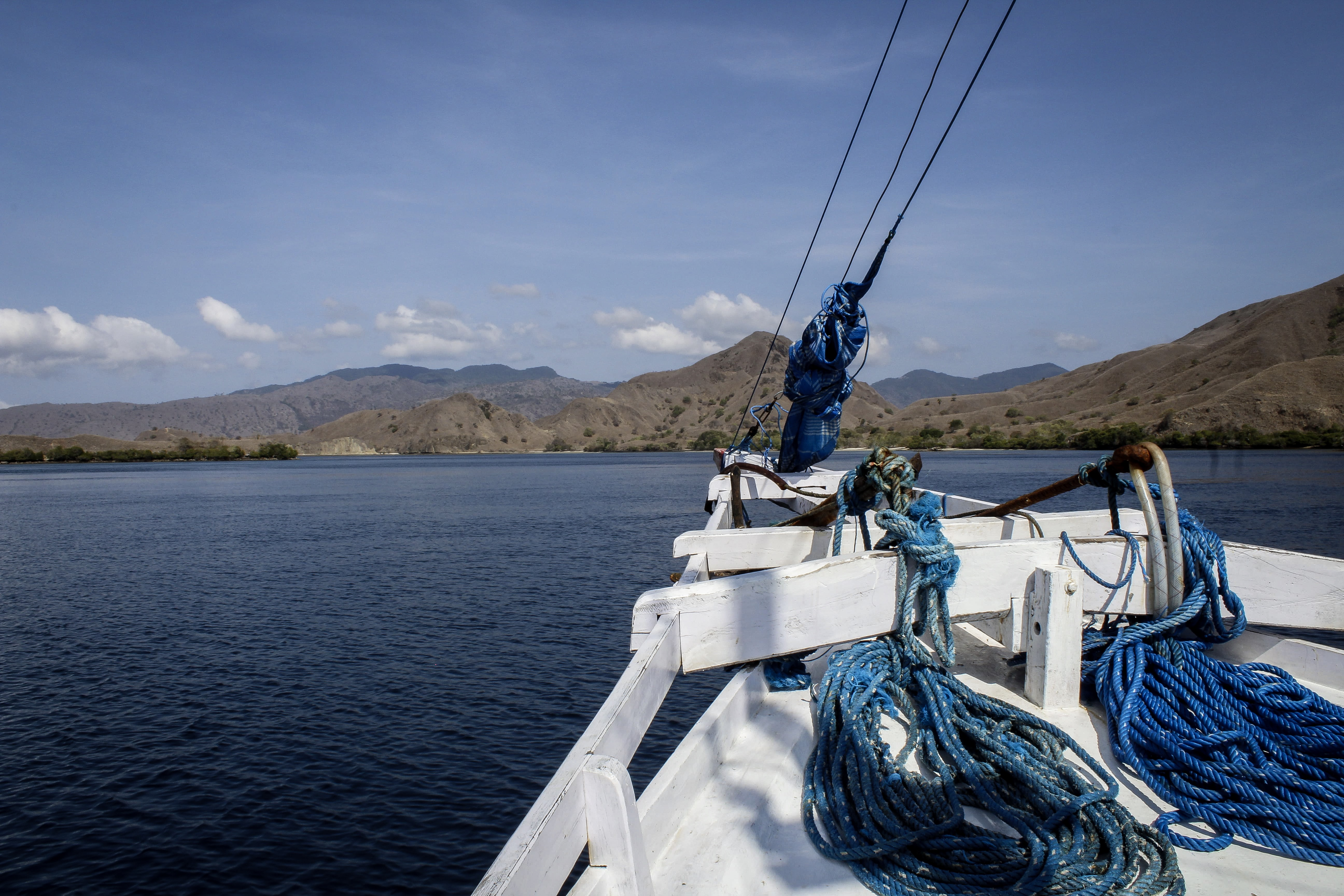 Lombok to Flores