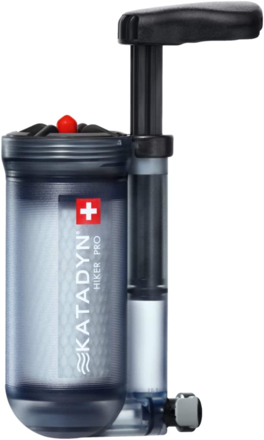 Katadyn Hiker Pro travel filter