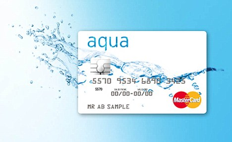 aqua travel credit card