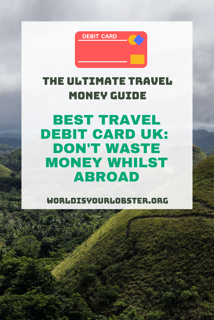 travel debit cards