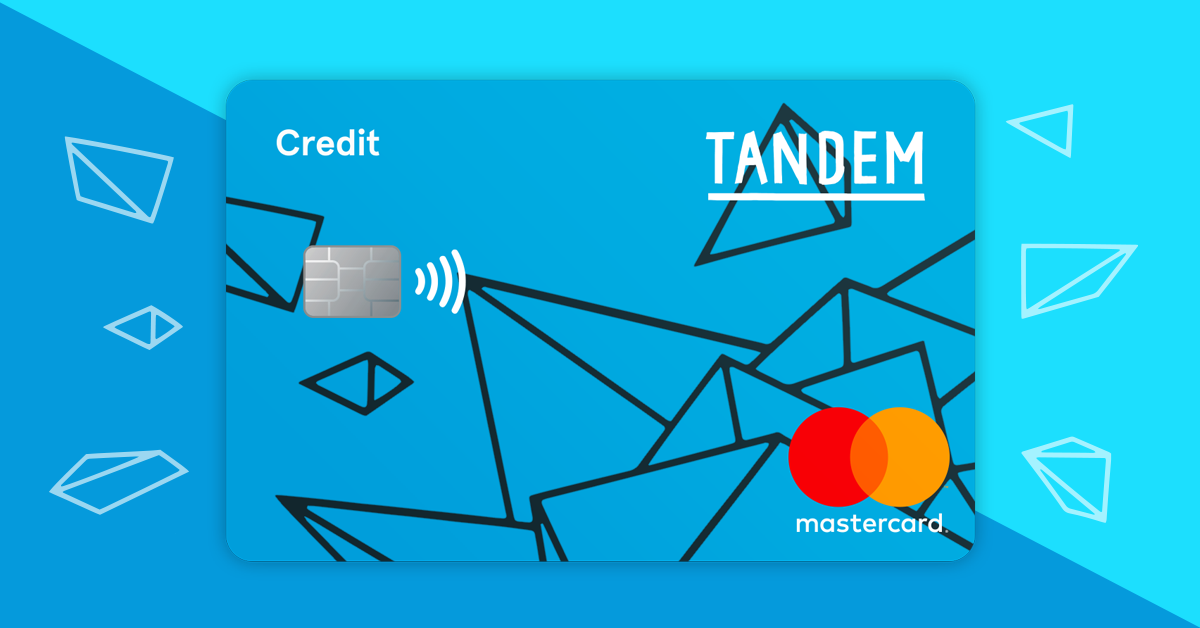 Tandem Cashback Credit Card travel