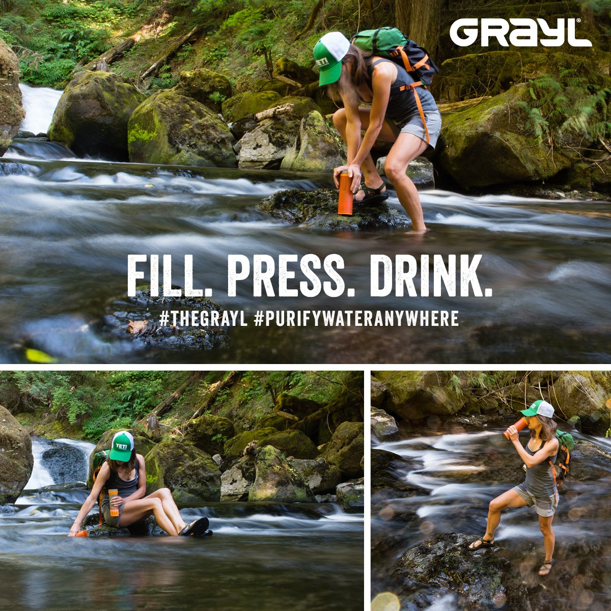 travel water filters