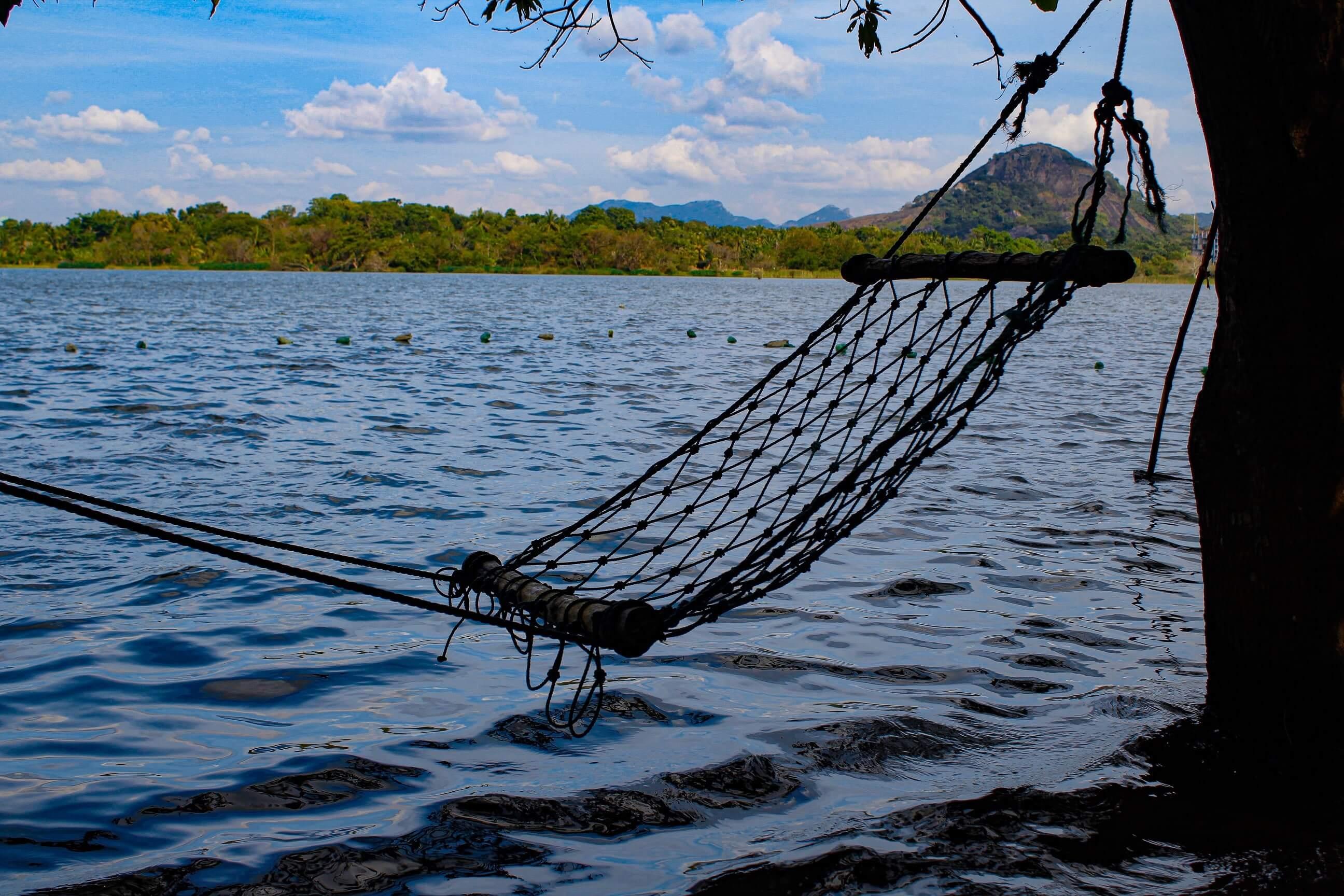 Oya Reservoir and Pleasure Island