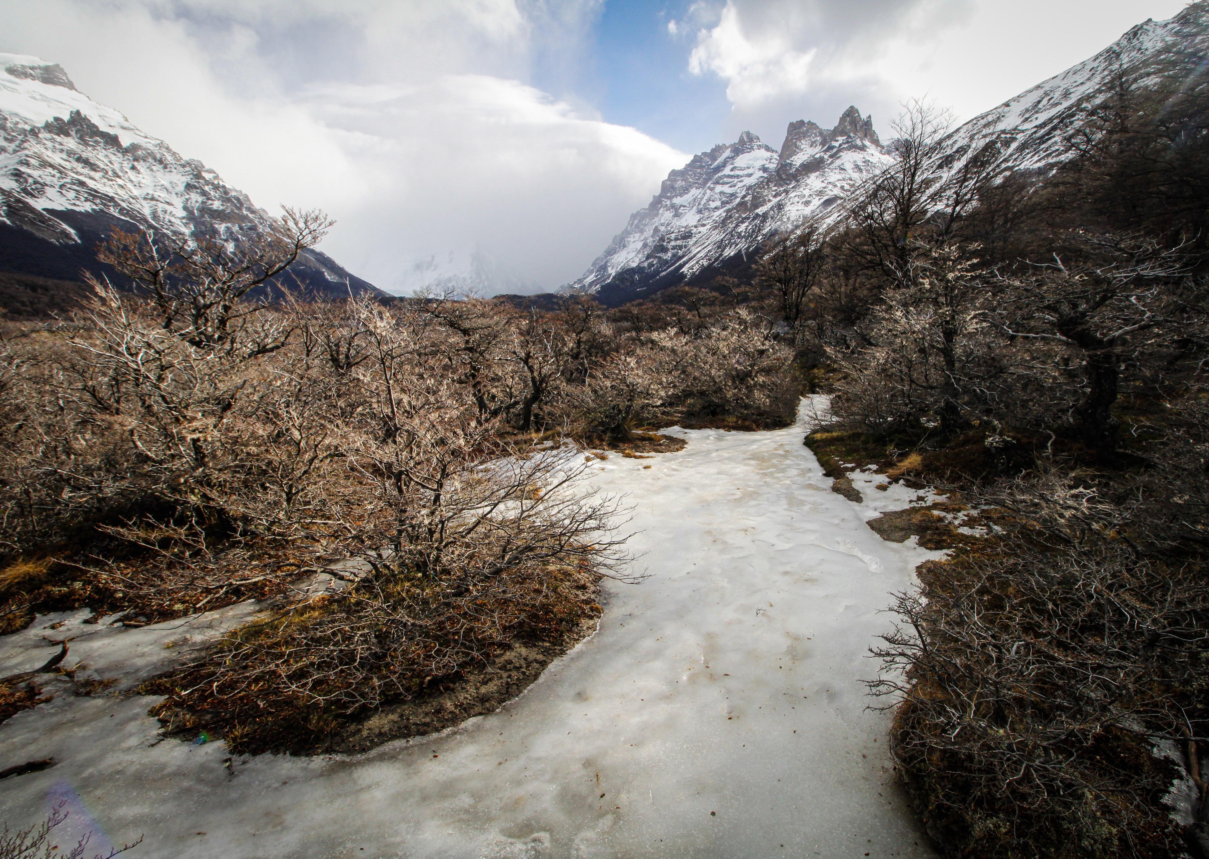 winter patagonia