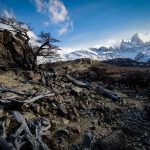 El Chalten In Winter: Trekking Among Snowy Mountains