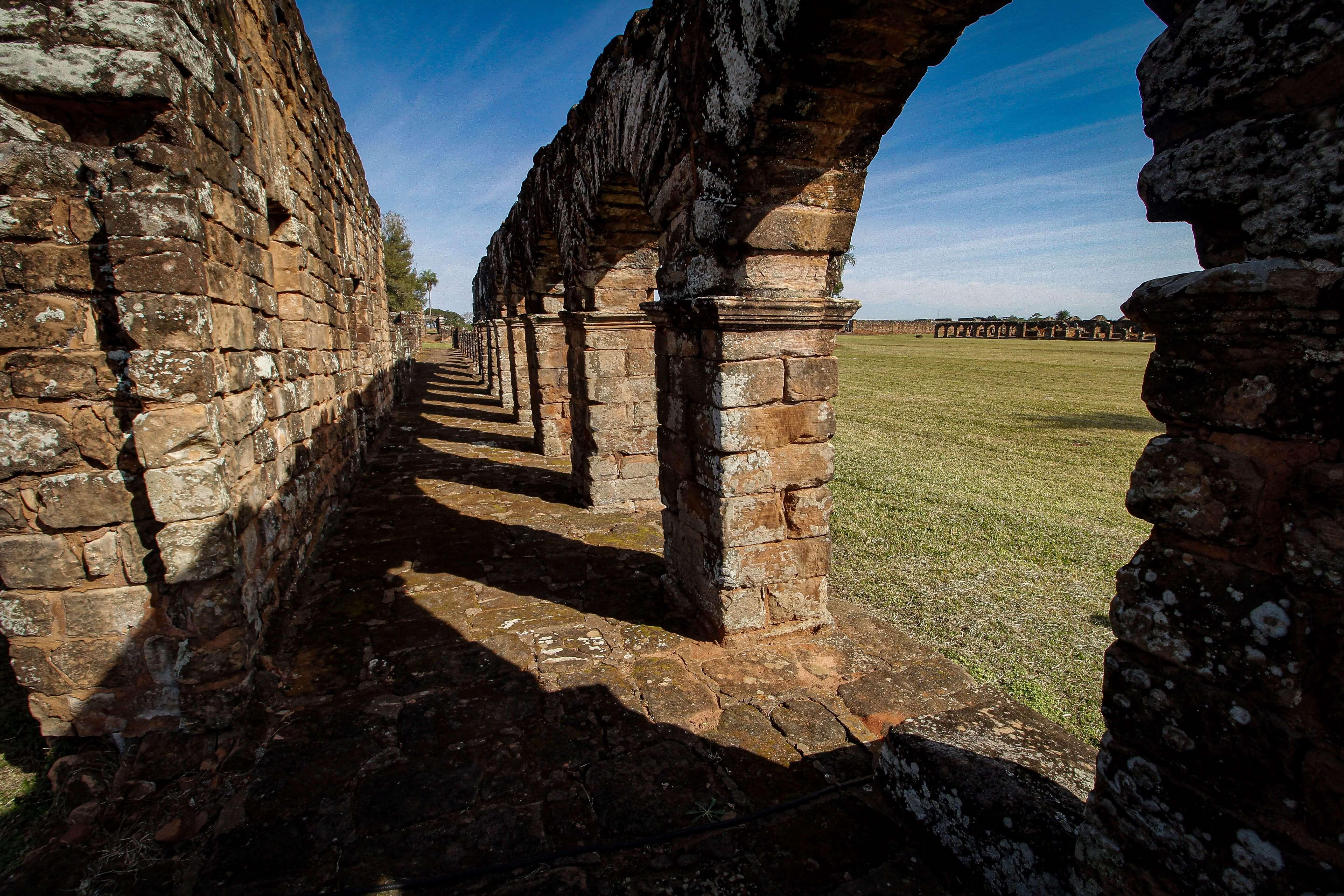 The Jesuit Ruins