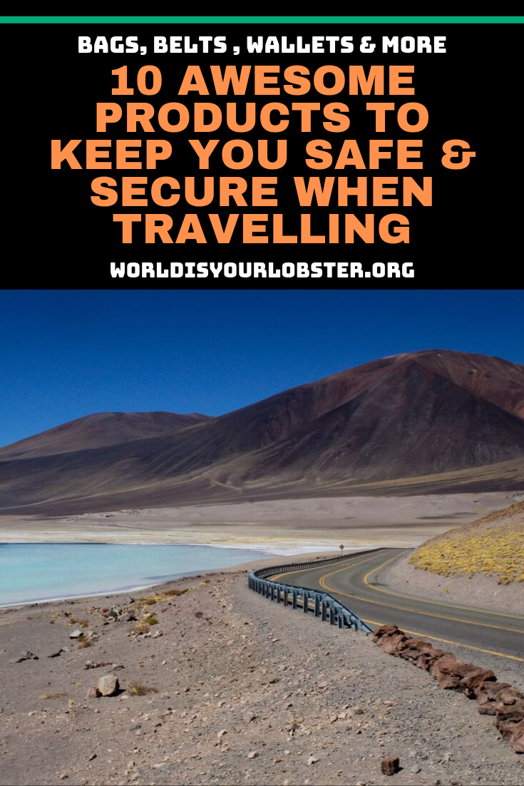 travel safety products
