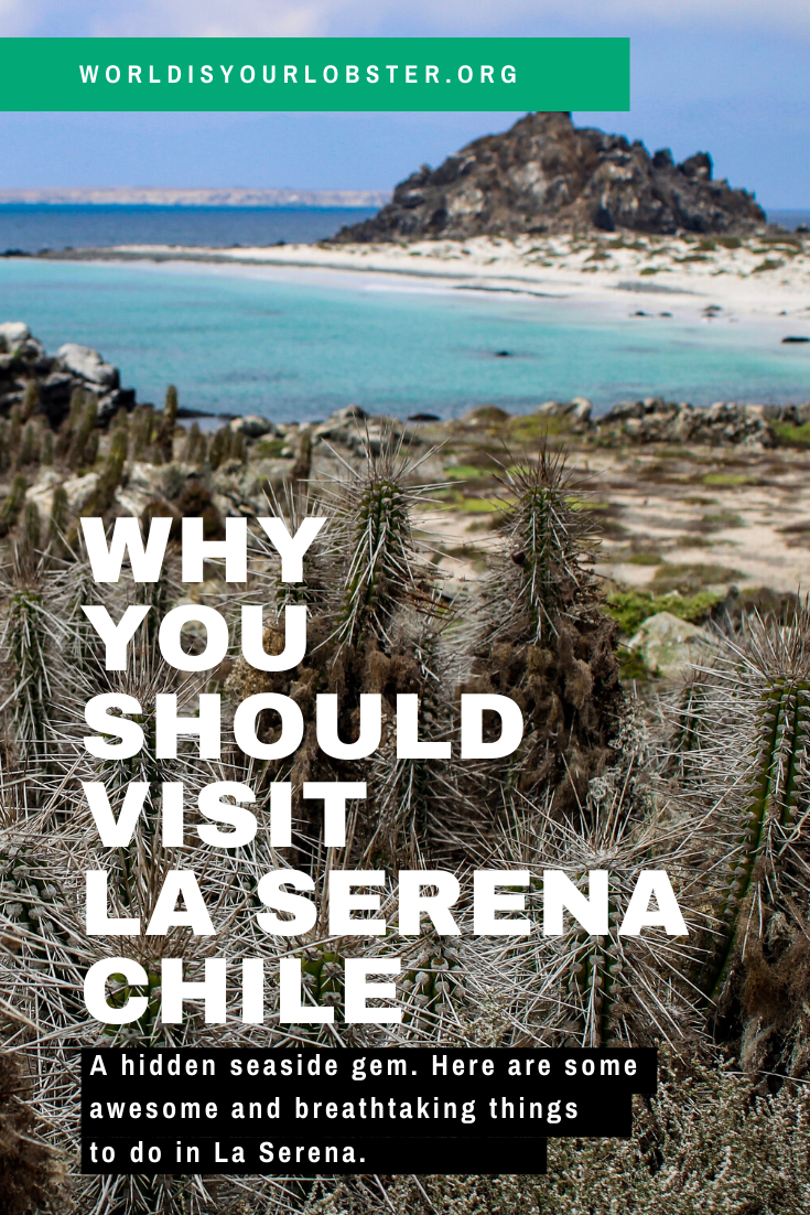 things to do in La serena chile