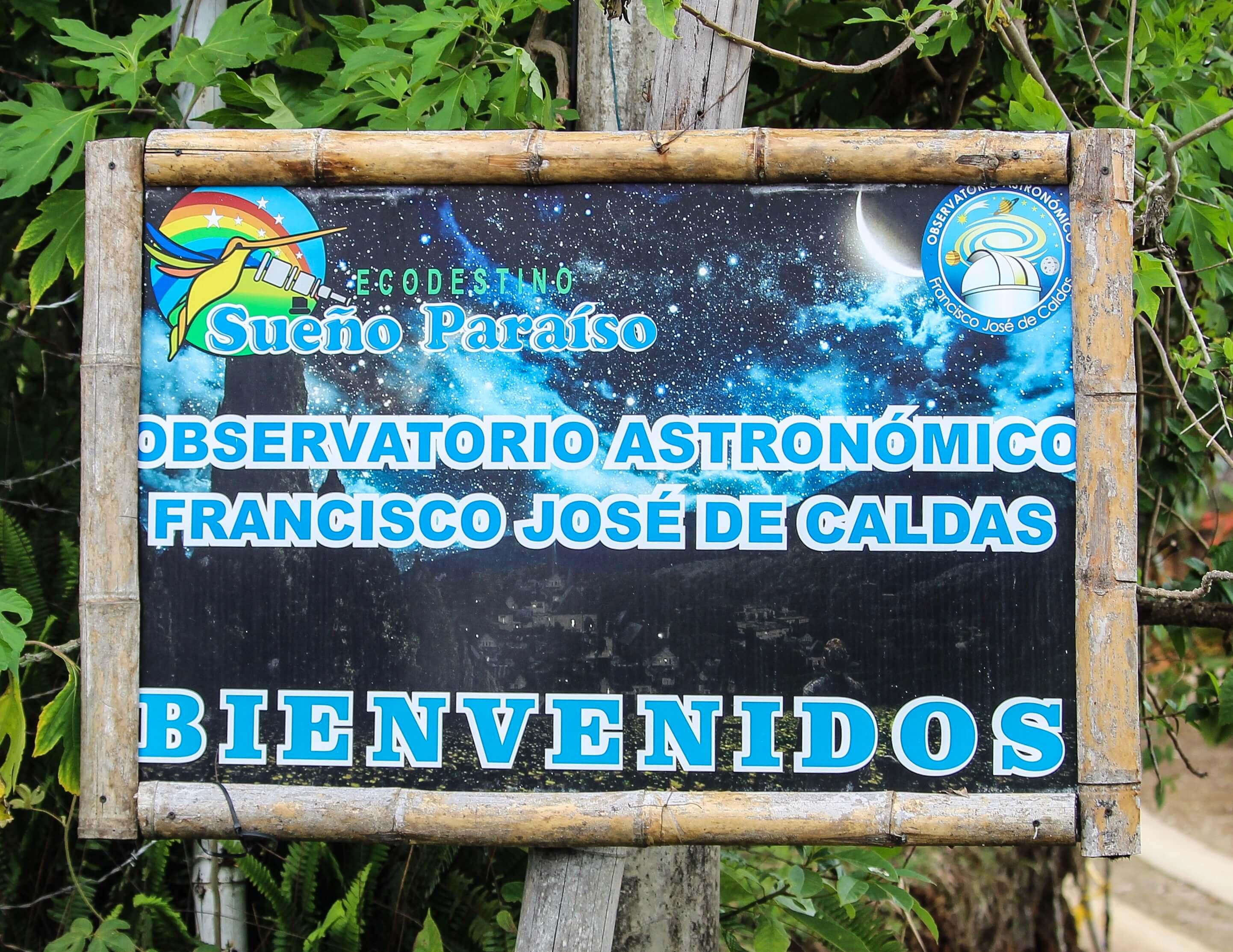 observatory popayan
