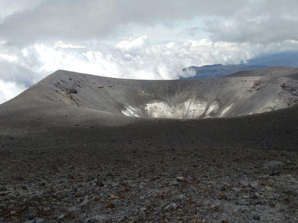 Purace Volcano