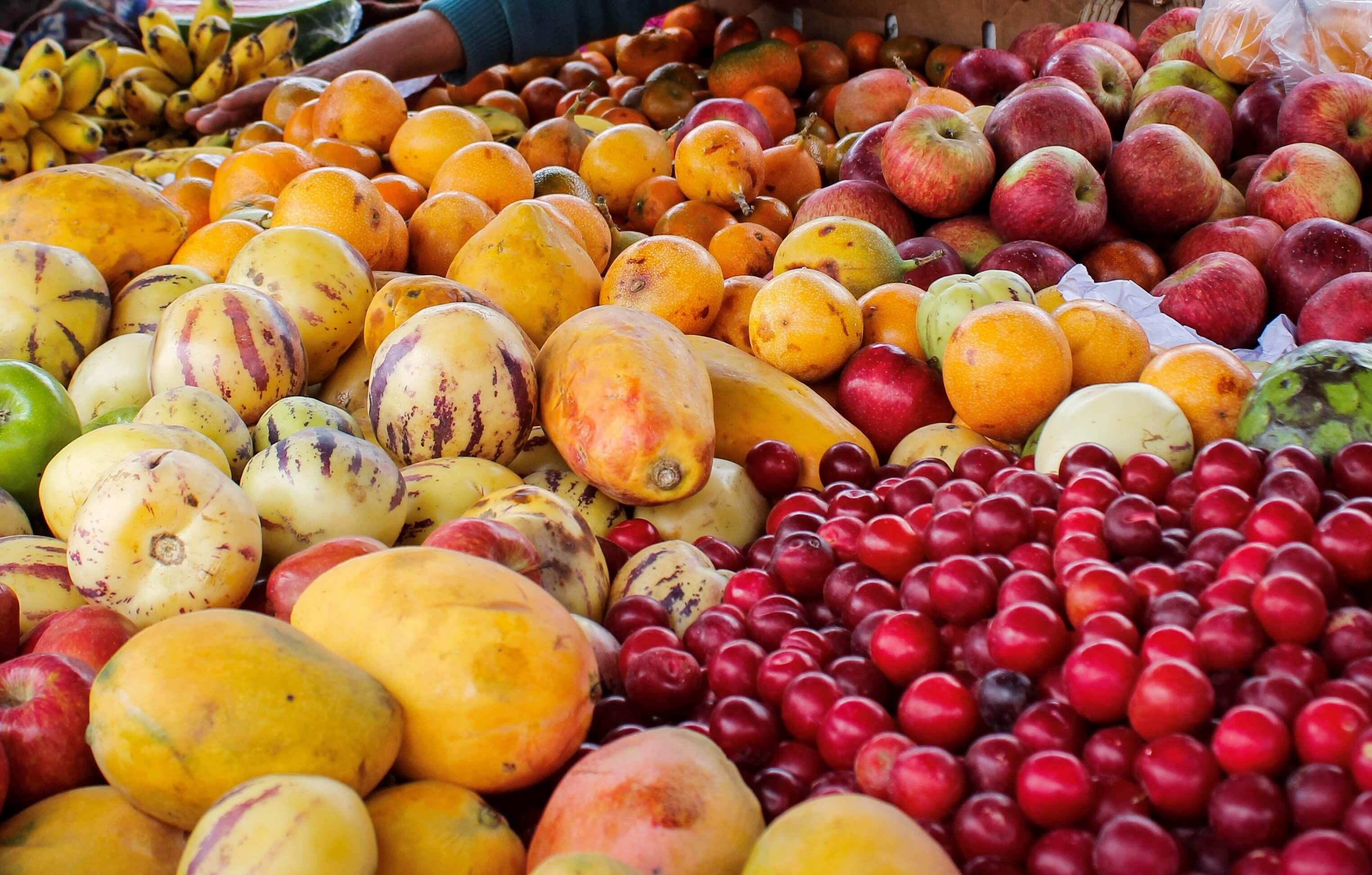 silvia market popayan